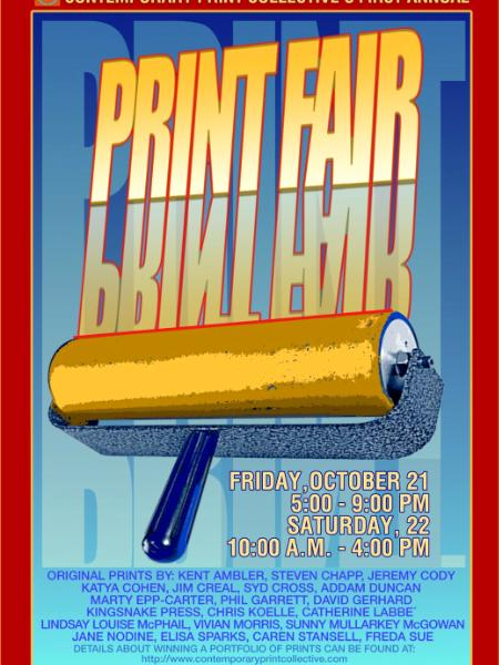 Contemporary Print Collective Print Fair