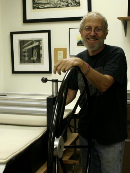 Photopolymer Intaglio Printmaking