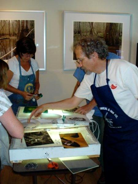 workshop at Hilton Head's Picture This Gallery