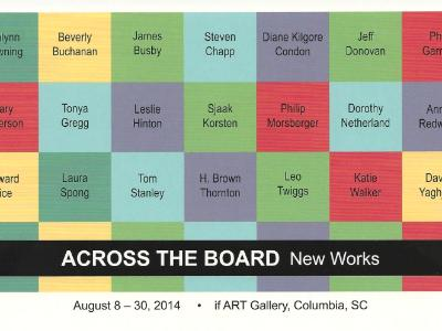 Across The Board New Works